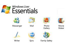 caracteristicas de windows live essentials
