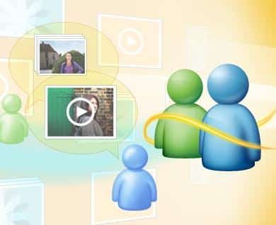 Como aparecer como desconectado para algunos contactos de messenger