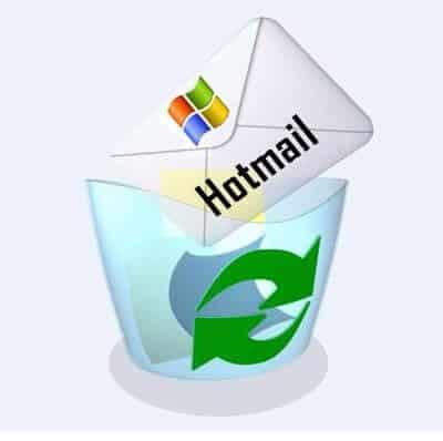 Eliminar correos Hotmail