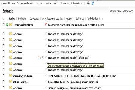 Hotmail Nuevo