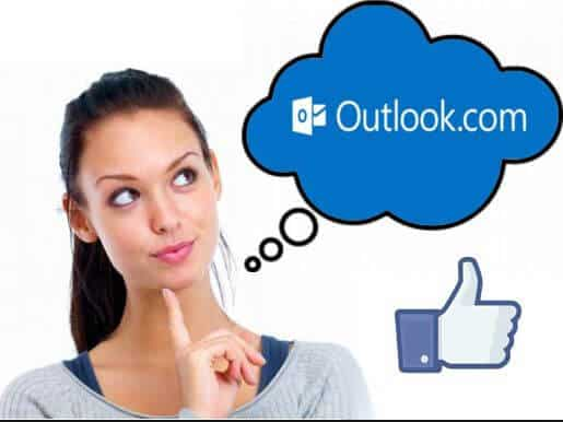facebook-en-outlook